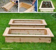 planter box como lake carpentry backyard pinterest