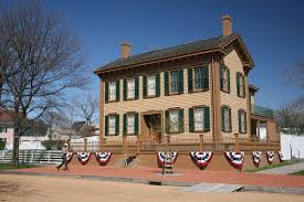lincoln home national historic site wikipedia