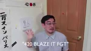 420 Blaze It Fgt Meme - 420 blaze it fgt youtube
