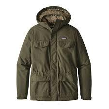 Green Parka Jacket Mens Patagonia Men U0027s Isthmus Parka