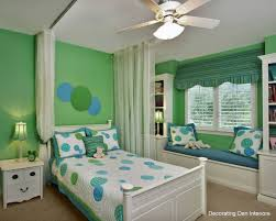 Decorate Bedroom Bay Window Bedroom Amazing Boys Room Decoration With White Polka Dots