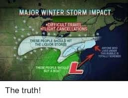 Winter Storm Meme - major winter storm impact difficult travel flightcancellations se