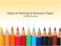 how to write a mla format paper how to create a research powerpoint ppt download