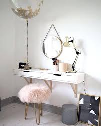 rose gold vanity table vanity desk chair best makeup desk ideas on vanity vanity ideas and