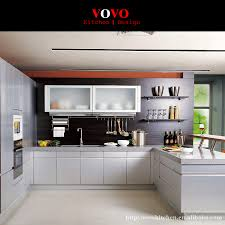 white lacquer kitchen cabinets cost finger pull high glossy white lacquer kitchen cabinet view