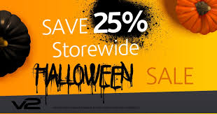Halloween Sale Save 25 Storewide During The V2 Halloween Sale Promotions V2