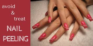 tips on nail care how to avoid and treat nail peeling lifestyle