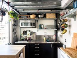 apartment therapy small kitchen ideas for tackling small kitchen storage shortages in style