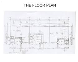 Industrial Floor Plans Required Plans Napier City Council