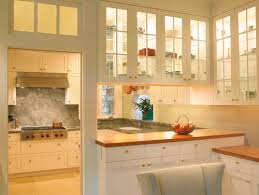 glass kitchen cabinets ideas how to utilize glass front cabinets in your kitchen