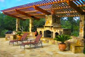 Outdoor Fireplace Patio Designs Outdoor Patio Fireplace Designs Ideas Pictures Reviews