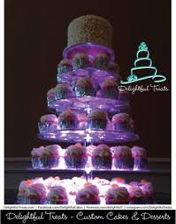 Cupcake Stand Lighting Google Search Wedding Cakes Pinterest