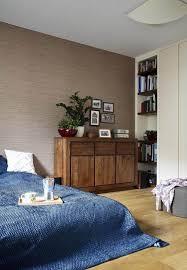 idée déco chambre à coucher decoration idées de déco chambre coucher couverture bleue idées