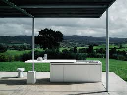 ah16 outdoor kitchen by boffi design alessandro andreucci