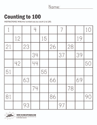 best 25 counting to 100 ideas on pinterest number chart to 100