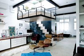 Modern Studio Apartment With A Smart Space Saving Concept - Modern studio apartment design