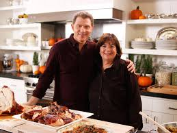 a barefoot thanksgiving with ina and bobby barefoot contessa cook