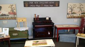 New England Home Interiors Vintage New England Stenciling