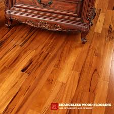 Brazilian Koa Tigerwood by Brazilian Cherry Hardwood By Elegance Exotic Wood Flooring