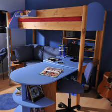Loft Bed With Futon Futon Bunk Bed With Desk Design Ideas Room