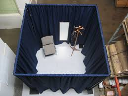 Portable Photo Booth Photobooth Kit 10x10 Pipe And Drape Photo Dressing Room