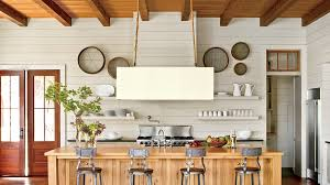 wall for kitchen ideas 15 ways with shiplap southern living