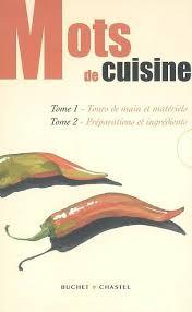 ots de cuisine livre mots de cuisine coffret 2 vol emmanuelle maisonneuve