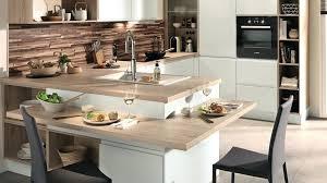cuisine bois blanchi cuisine blanche bois et cuisine en cuisine blanc bois noir cuisine