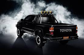 truck toyota 2016 toyota reveals u201cback to the future u201d tacoma tribute