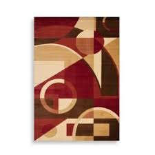 buy red square rug from bed bath u0026 beyond