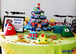 mario party supplies party of three icee s 9th mario birthday party