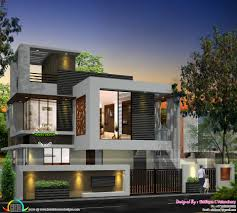 Two Floor House Plans In Kerala by Single Floor Turning To A Double Floor Home Kerala Home Design