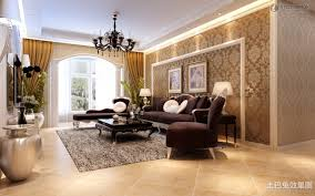 beautiful wallpaper design ideas for living room on home interior
