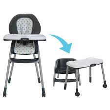 Graco High Chair Graco Table2table 6 In 1 Convertible High Chair Goldie Walmart