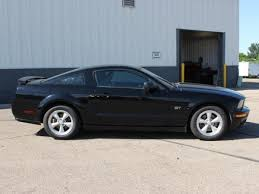 2008 Black Mustang Gt Ford Mustang Gt Deluxe For Sale Used Cars On Buysellsearch