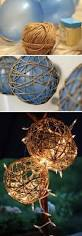 37 awesome diy summer projects summer garden lanterns and twine