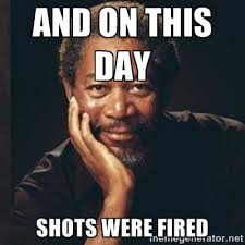 Shots Fired Meme Origin - shots fired latest news images and photos crypticimages