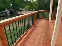 ringhiera in legno per giardino ringhiere ringhiere