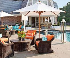 Ideas For Patio Furniture Patios Design Ideas Pictures And Makeovers
