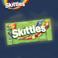 experience the rainbow taste the rainbow