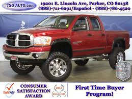 2006 dodge ram 2500 diesel for sale used 2006 dodge ram 2500 for sale co 163572