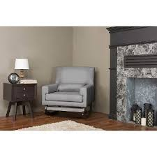 Gray Rocking Chair Gliders U0026 Rockers Chairs Living Room Rc Willey