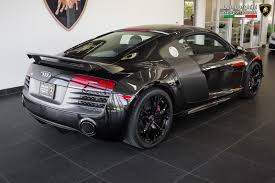 Audi R8 All Black - 1 of 60 audi r8 competition for sale at 209 975 gtspirit