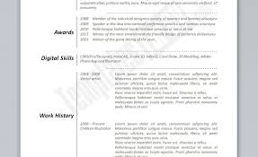 resume cool resume designs awesome resume design templates by