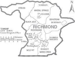richmond county carolina