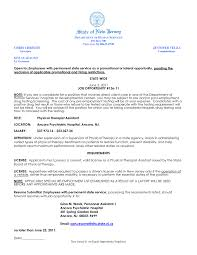 Resume Good Objective Statement Physical Therapist Assistant Resume Examples Good Objective