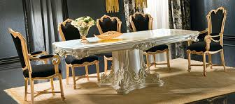 Italian Dining Tables And Chairs Stunning Italian Dining Room Chairs Ideas New House Design 2018