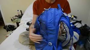 gregory miwok 24 backpack review youtube