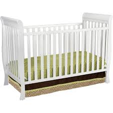 delta convertible crib toddler rail delta children glenwood 3 in 1 convertible crib white walmart com