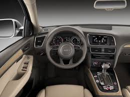 audi q5 interior 2013 2013 audi q5 price photos reviews features